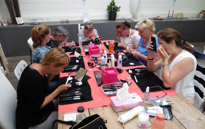 Cupcakes Versieren Workshop Factory  Woerden